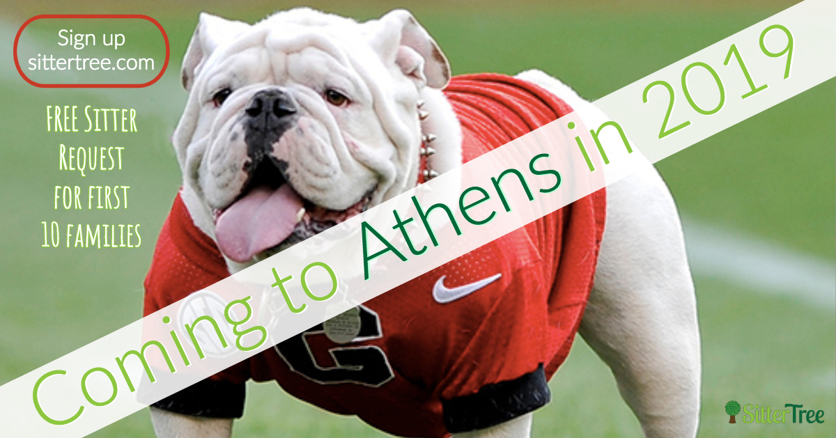 Hey, Athens… SitterTree is Coming Your Way in 2019!