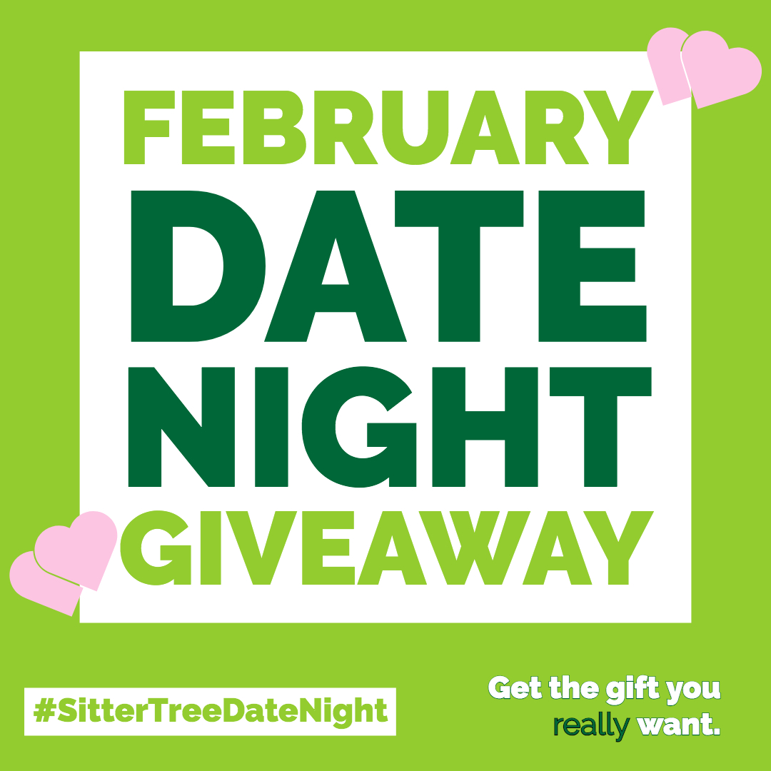 February Date Night Giveaway: FREE Babysitting + $100 Gift Card
