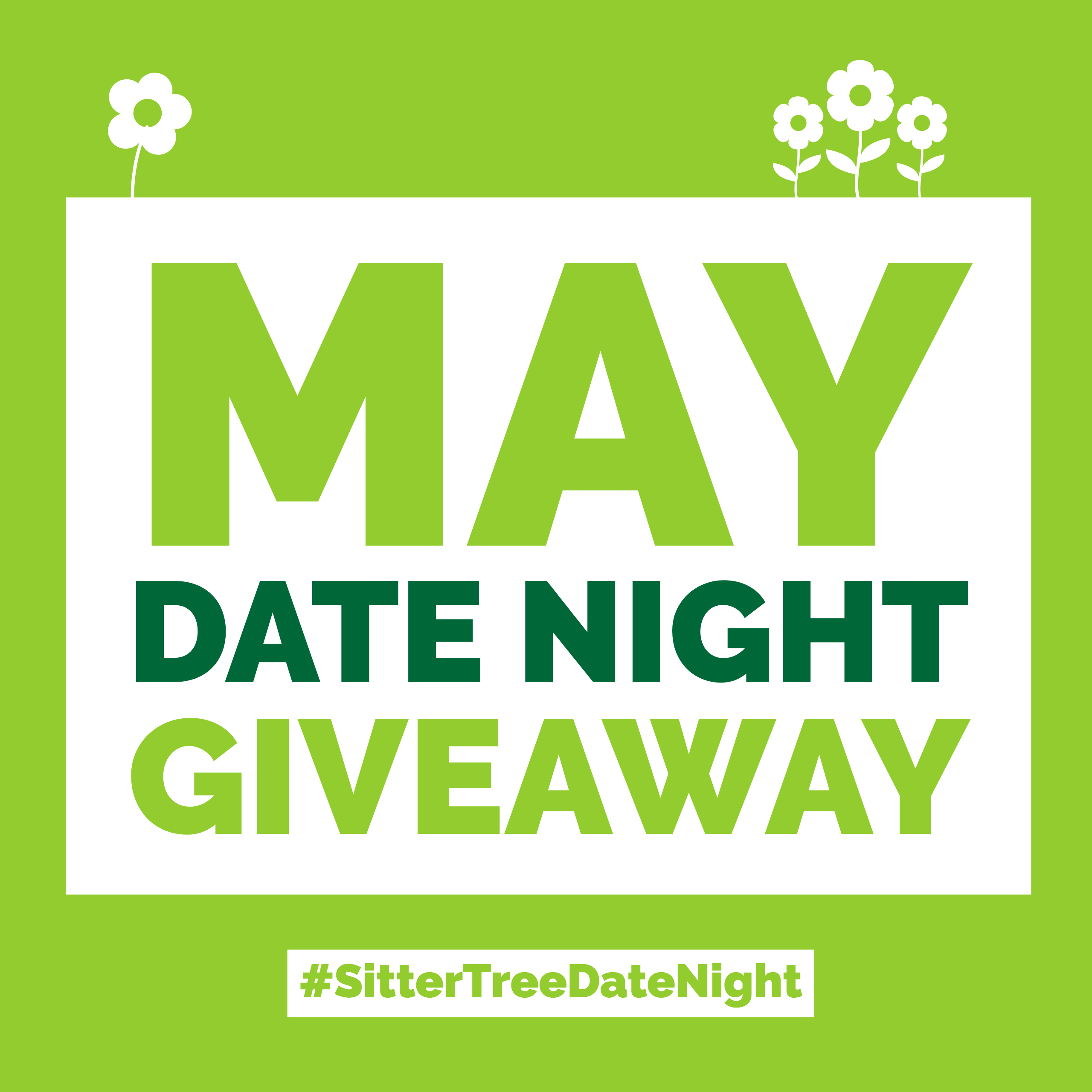 May Date Night Giveaway: FREE Babysitting + FREE Home Organization
