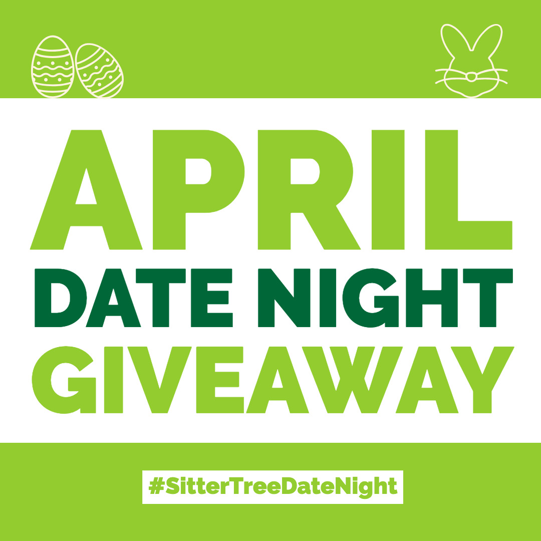 April Date Night Giveaway: FREE Babysitting + $100 Gift Card