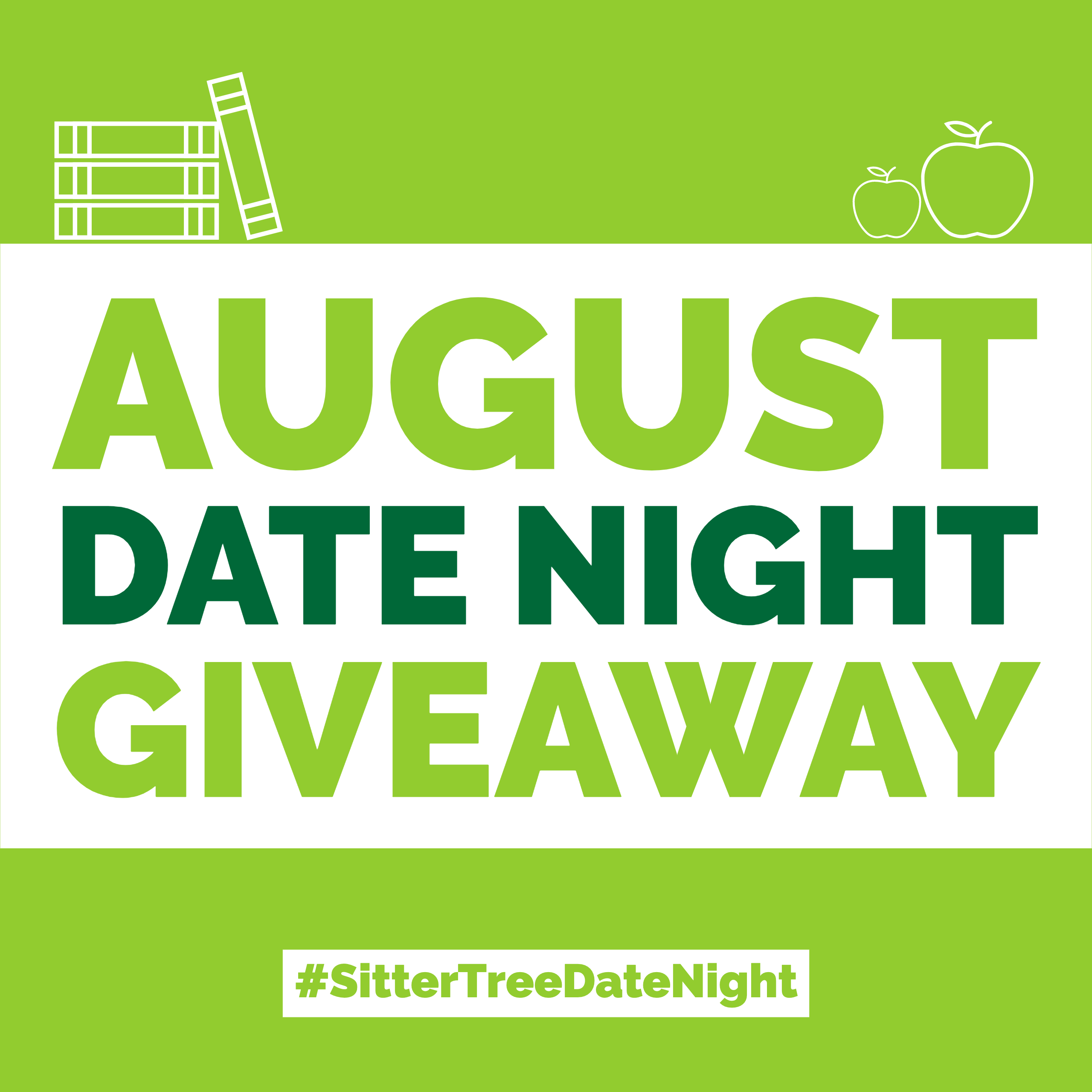 August Date Night Giveaway: FREE Babysitting + $100 Gift card