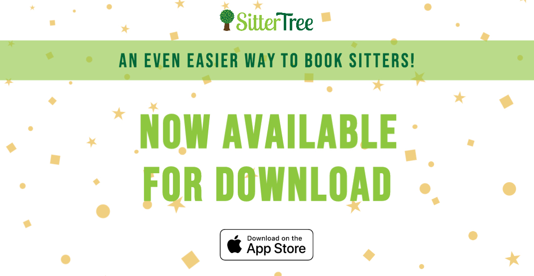 SitterTree App: Download NOW!