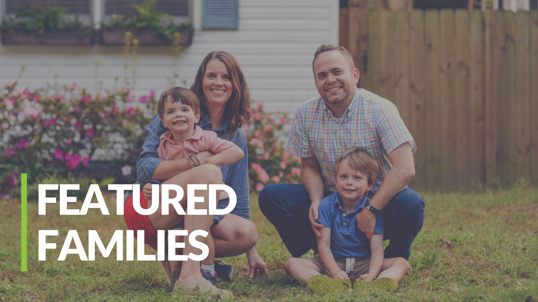 SitterTree - Featured Family - Atlanta, Georgia